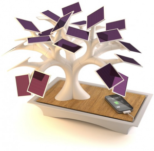 Tree of education technology